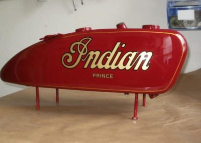 Indian 350 Prince