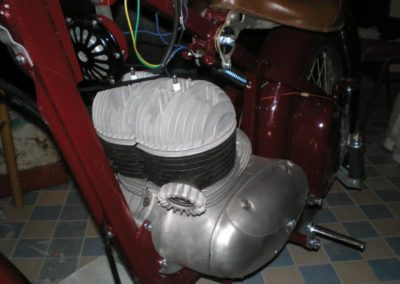 Jawa 350 Pérák typ 18