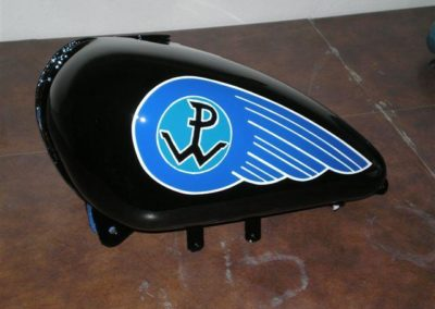 Motokolo Premier Sachs 98 ccm