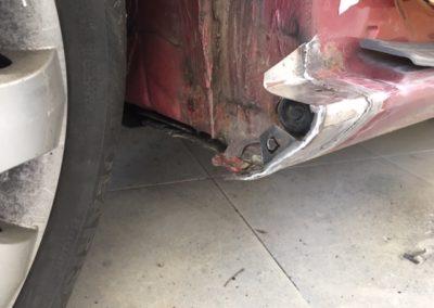 Škoda Octavia - karosářské opravy